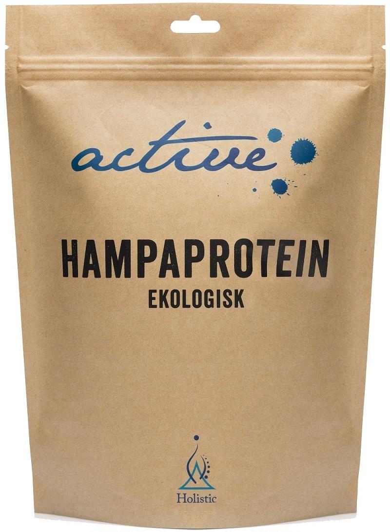 holistic hempaprotein
