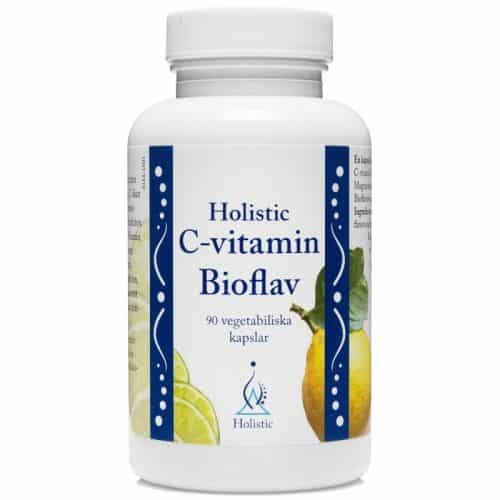 Holistic Bioflav C vitamin