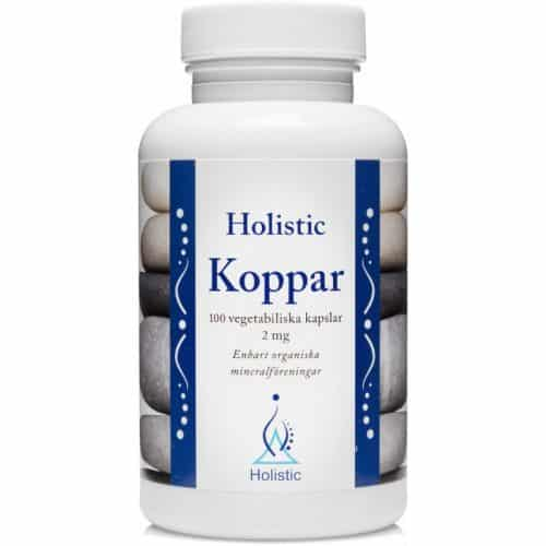 Holistic Koppar