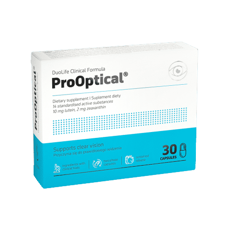 Clinical Formula ProOptical